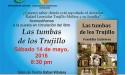 Presentarán Las tumbas de los Trujillo en el Comisionado Dominicano de Cultura